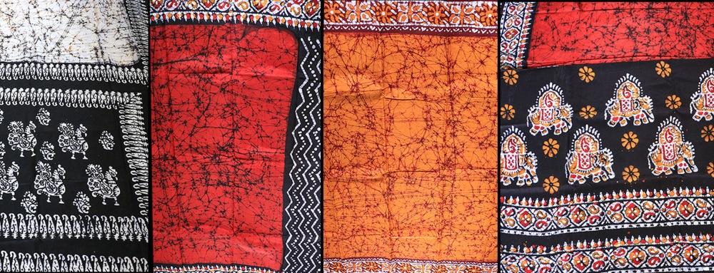 Advaya's Batiks